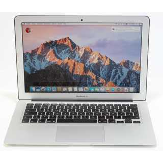 13,3 Zoll MacBook Air 6.2 2013 i7-4650U 1,7 GHz 8 GB Ram US QWERTY mit Replacementnetzteil 512GB SSD