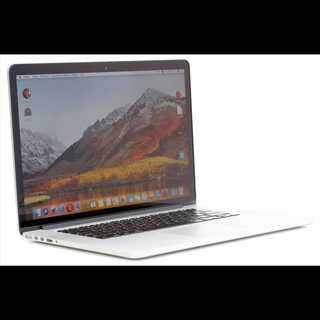 MacBook Pro 11,4 15,4 RETINA Mid 2015 i7-4770HQ 4x2,2GHz 16GB Ram Intel Iris Pro QWERTZ deutsch 0GB