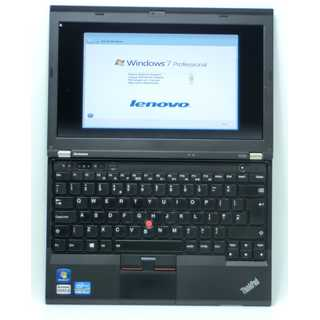 Lenovo X230 240 Gb SSD 12,5 4 GB Ram Win 7 Pro i5-3320M UK QWERTY without backlit original Keyboard inkl - 65 W Netzteil von Lenovo