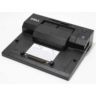 Dell Dockingstation E-Port II PR03X USB 2.0 für E5400 E5500 E6400 E6500 E6320 E6420 E6520