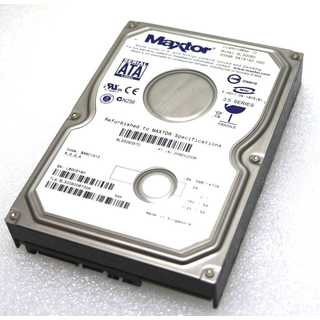 Maxtor QuickView 300 GB 6L300S0 Festplatte HDD Workstation Server